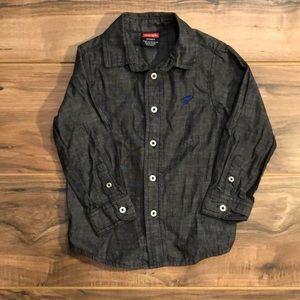 Wrangler Shirt 3T Button Down